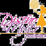 Logo Diseño Redimido De Mujer